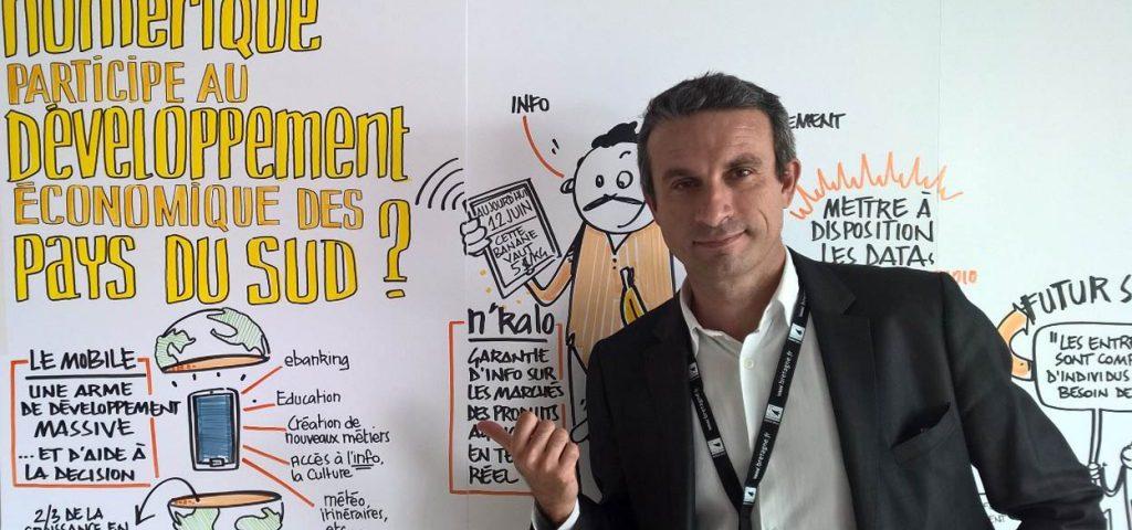 Numérique et développement Thierry Barbaut