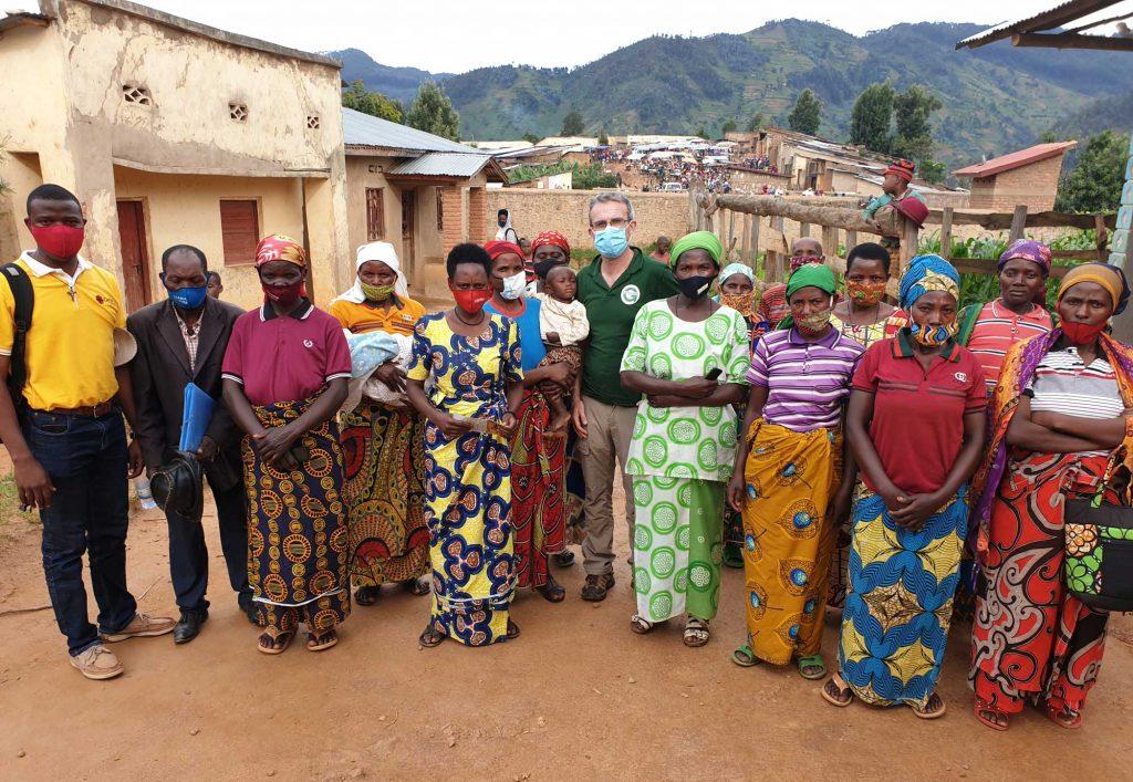 Les femmes gestionnaires des tontines - Rwaramba, Rwanda