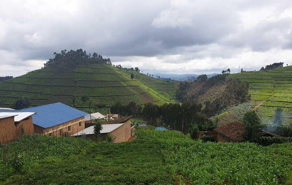 Un des site rural ou le programme Lusa est installé